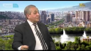 حمله مهمان نوری زاده به شعار  کوروش پدر ماست