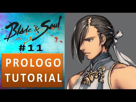 Treinamento inicial com Todas as Classes – Blade and Soul #11 Gameplay e Tutorial