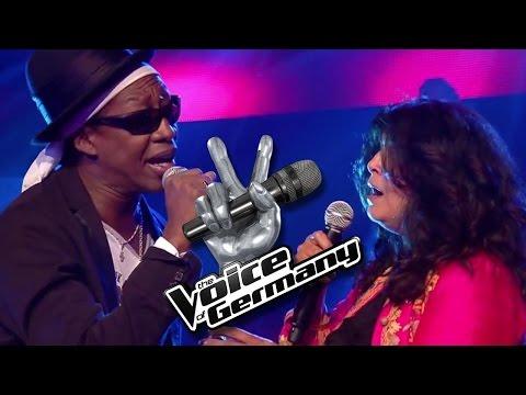 7 Seconds – Rick Washington Vs. Rita Movsesian   The Voice 2014   Battle