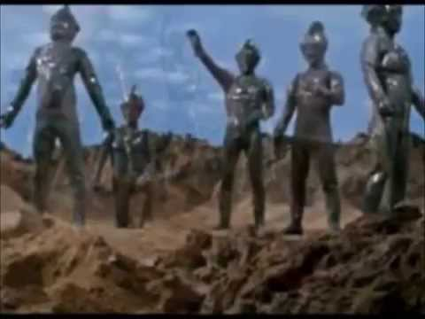 Ultraman: 5 Stone Statue 'Chamber' Transformations Then Reverse Petrification