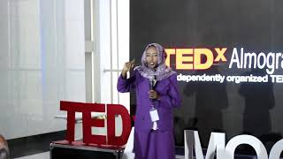 How we faced those challenges in Broken Cypher ? | Nada Elamin | TEDxAlmogran