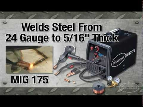 MIG Welders - Great DIY Tools For An Enthusiast Restoring A Car Or Bike -Eastwood