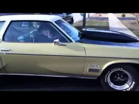 1974 olds cutlass youtube for 74 cutlass salon