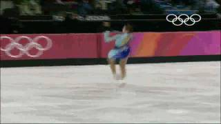Arakawa Wins Women's Figure Skating Gold - Turin 2006 Winter Olympics