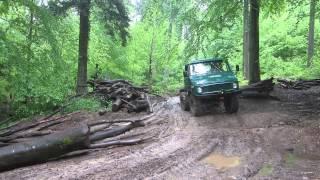 Unimog 411 Forestier 2