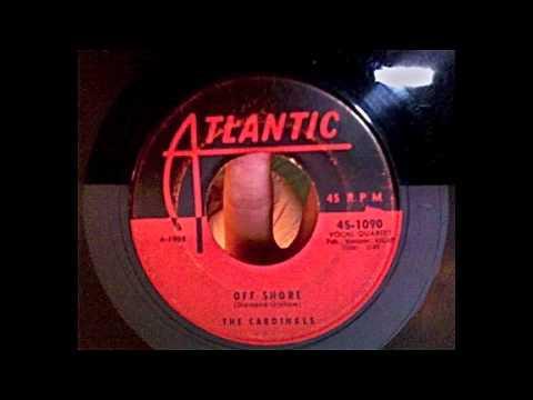 The Cardinals - Off Shore 45 rpm!