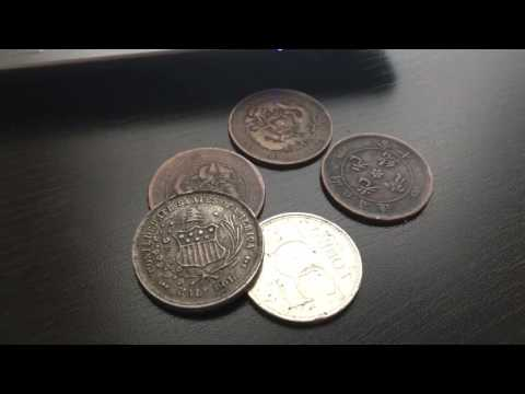 Episode 29 - 1861 Confederate Half Dollar! Modern Day Treasure Hunting $10,000 Coin?!!