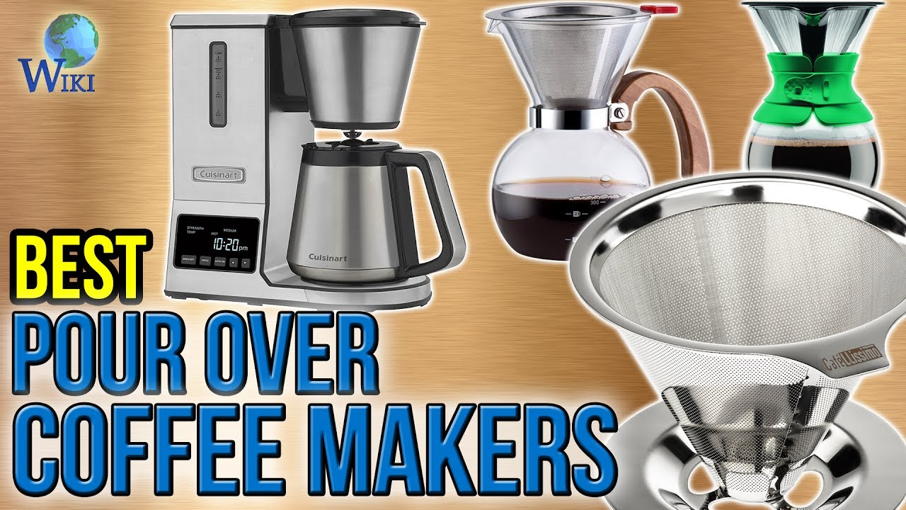 10 Best Pour Over Coffee Makers 2017