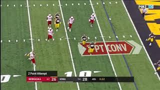 Nebraska Football Highlights 2018-2019 Season
