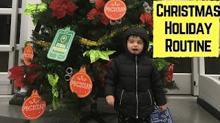 Indian Family Holiday Routine in USA (Dec 2018)