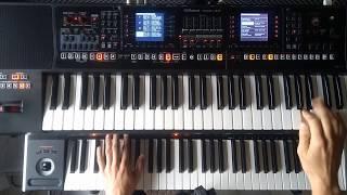 Gazebo - I Like Chopin Instrumental (Korg Pa4x& Roland EA7)