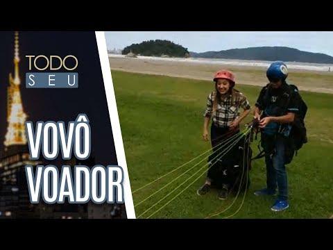 Vovô Voador | Super Idosos - Todo Seu (27/04/18)