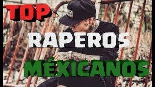 Top 10 de los mejores raperos de México en 2017 - 2018 thumbnail