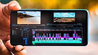 Лучшая Программа Для Монтажа Видео На Android — Монтаж Видео