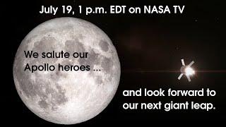 July 19: Live Apollo Anniversary Show