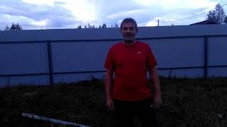 видео Расценки на заборы из профнастила деревенские ограды калитки ворота