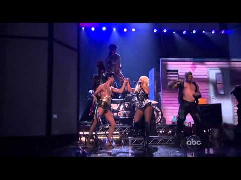 Christina Aguilera - Lotus Medley