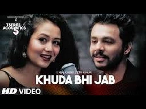 Khuda Bhi Jab Video Song |  Tony Kakkar & Neha Kakkar⁠⁠⁠⁠ | Ringtone