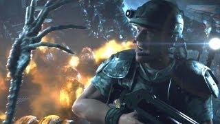 Aliens: Colonial Marines — Контакт. Полный CGI трейлер!