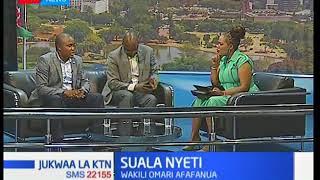 Mbona wanafunzi wanateketeza shule zao? | Suala Nyeti