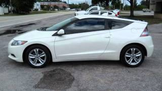 2011 Honda CR-Z EX Used Cars - Clearwater,Florida - 2014-04-19(, 2014-04-19T20:56:19.000Z)