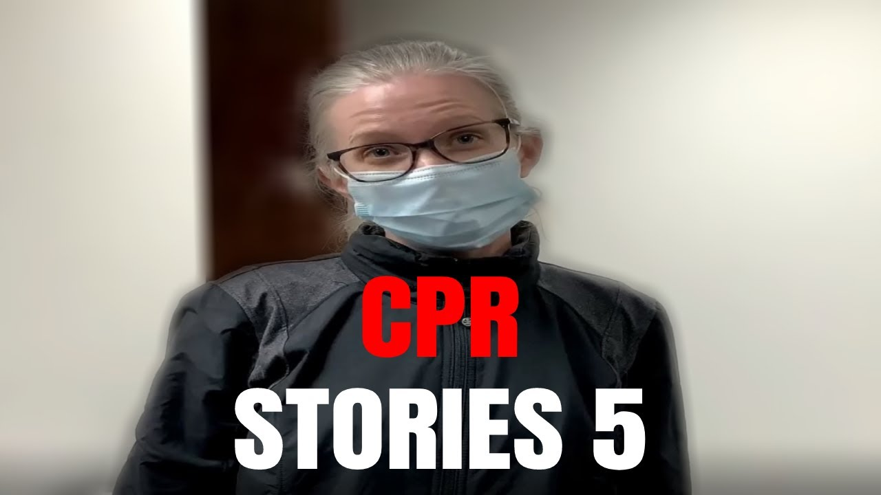 Veteran CPR Student Learns CPR | CPR STORIES 5