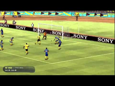 FIFA Digital World Cup 2014 Qualification: Bahamas - Dominica