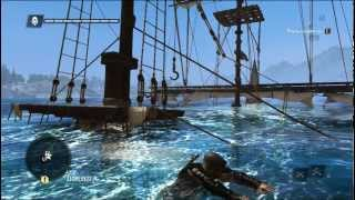 assassin's creed 4 black flag  корабль дейви джонса