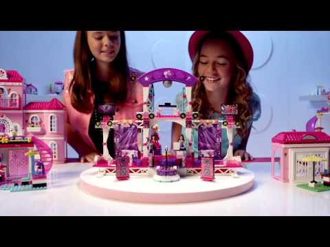 MEGA BLOKS Barbie & Friends ASST