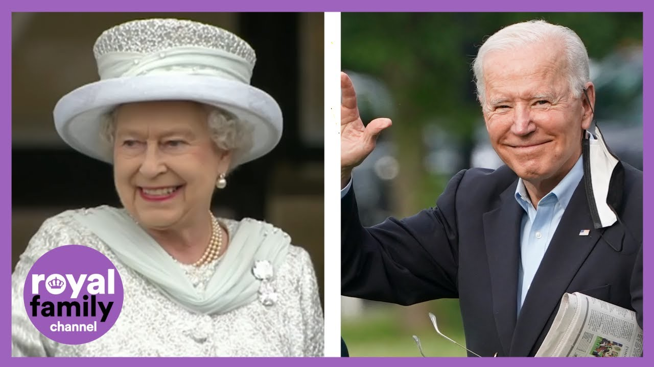 The Queen Will Meet Her 13th US President When Joe Biden Comes to Tea at Windsor Castle