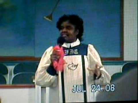 Evangelist Theresa Lynn Black Determined to Stand!!!!!!!!!!