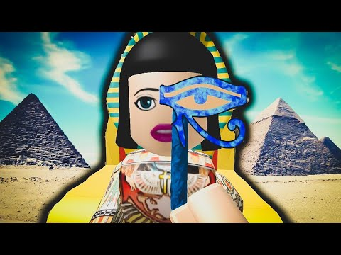 KATY PERRY DARK HORSE ROBLOX VERSION!