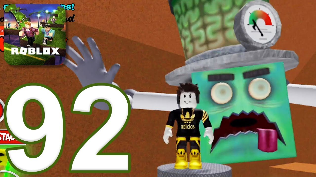 Roblox Gameplay Walkthrough Part 92 Escape The Haunted