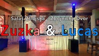 Salaš ZBOJSKÁ - Zbojnícky dvor: Svadba Zuzka & Lucas