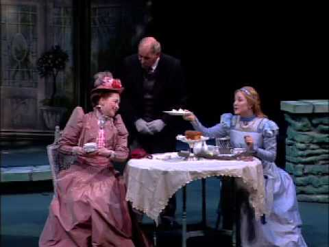 The importance of being earnest youtube for Farcical comedy in the importance of being earnest