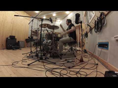 Sergey Egorov - Strength Degree - Drum Recording (12.01.17)