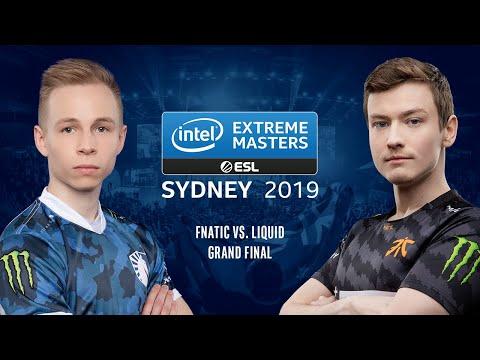 CS:GO - Fnatic Vs. Liquid [Overpass] Map 2 - Grand Final - IEM Sydney 2019