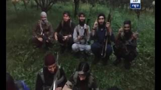 Video shows Hizbul Mujahideen, Lashkar-e-Taiba's terrorists, 9 new faces noticed(Jan Man: Video shows Hizbul Mujahideen, Lashkar-e-Taiba's terrorists, 9 new faces noticed For latest breaking news, other top stories log on to: ..., 2016-10-19T16:31:28.000Z)