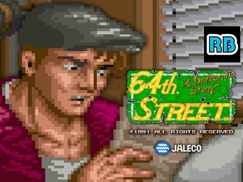 1991 [60fps] 64th Street Allen Nomiss ALL