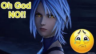 Why the internet can't handle Aqua's reveal - Kingdom Hearts 3