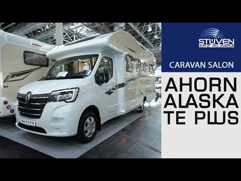 Renault Master Ahorn Alaska Caravan Salon 2019 Pandora Camper Alarmanlage