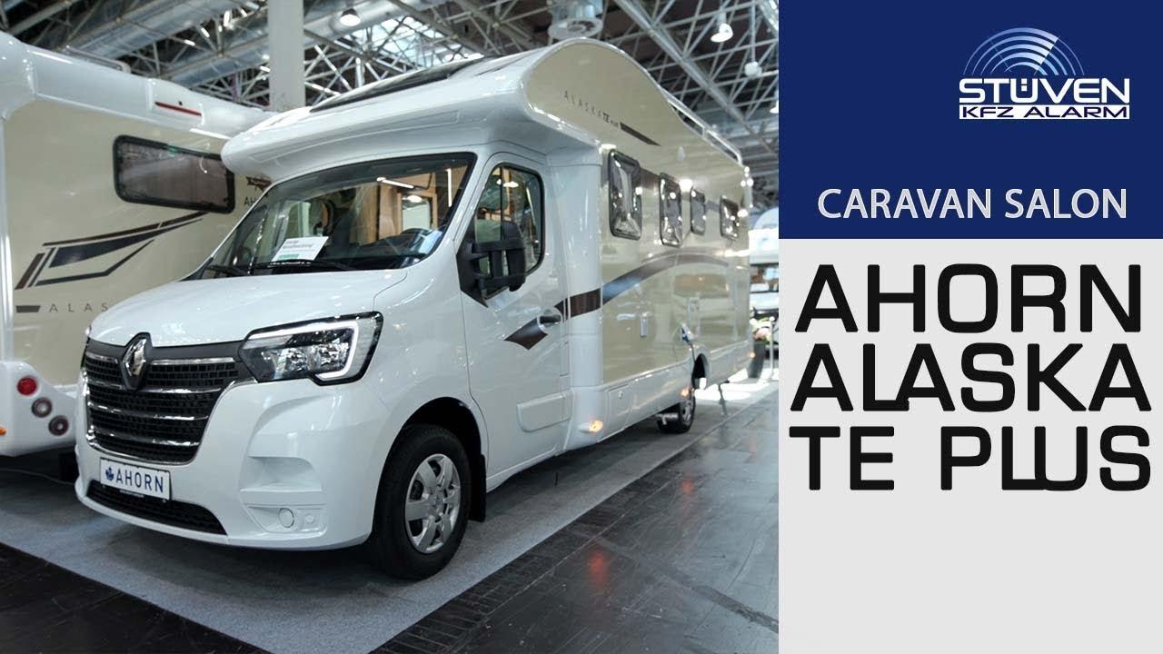 Renault Master Ahorn Alaska Caravan Salon 8 Pandora Camper Alarmanlage