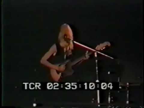 Johnny Winter - Black Cat Bone / Mean Town Blues (Live/Rare, 1969)