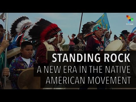 Standing Rock: A New Era for Native American Movements