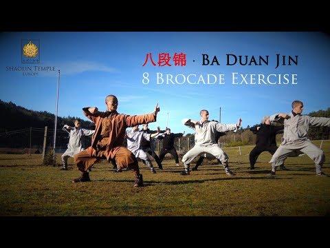 八段锦 · Ba Duan Jin (8 Brocade Exercise)
