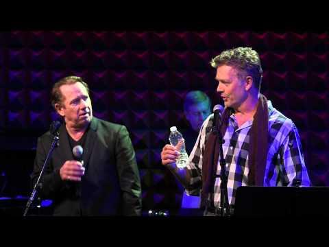 John Schneider & Tom Wopat - Baby It's Cold Outside - Joe's Pub (12.2.14)