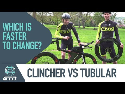 Clincher Vs. Tubular | Which Tyre Is Faster To Change?