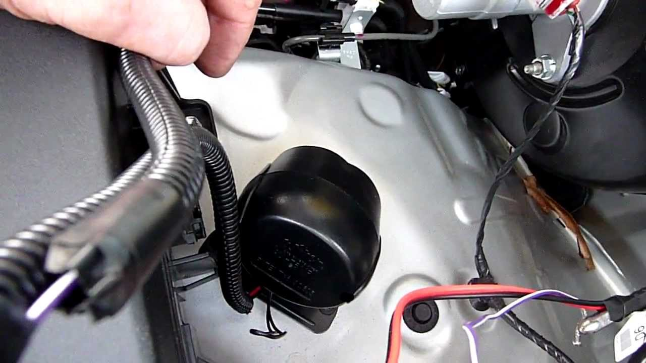 part 1 how to connect find a tach wiren and install alarm siren Window Motor Wiring Diagram part 1 how to connect find a tach wiren and install alarm siren youtube