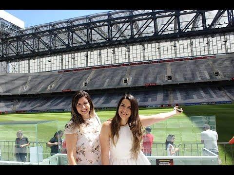 Vlog: Tour na Arena da Baixada | Estádio da Copa