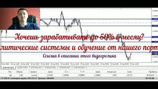 Обзор форекс пары EUR USD. Мои сделки.  Профит 10%. Рекомендации трейдерам